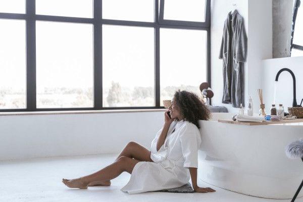 Design Trends - Bathroom Floor Heating Growing in Popularity