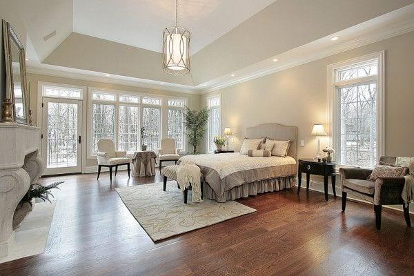 Speedheat Luxury Floor Heat is Perfect for Bedrooms