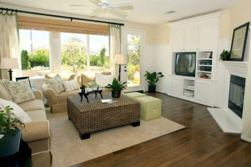 Speedheat Luxury Floor Warming is Great in Living Rooms