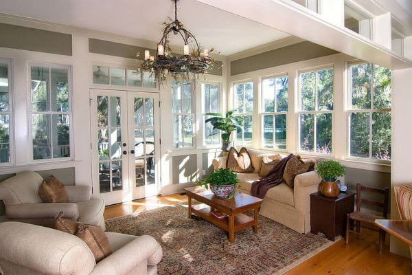 Speedheat Electric Radiant Heat is Great for Sunrooms