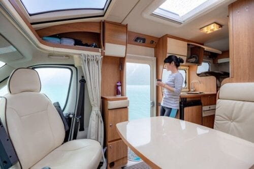 RugBuddy is great for RV & House Boat Heating