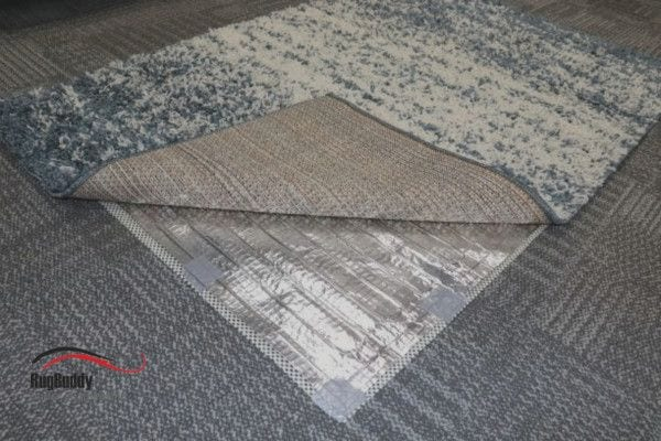 Rug Buddy 170W can be used over carpet