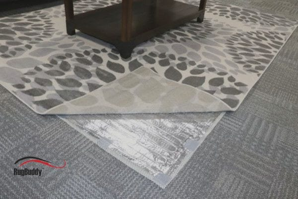 RugBuddy 500 fits under 6 x 9 area rug