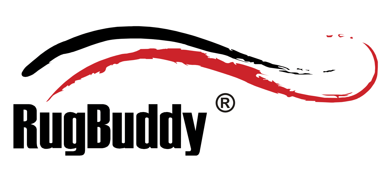 RugBuddy goes under area rugs buy direct from Speedheat
